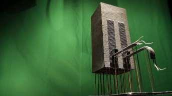 Miniature Skyscraper