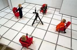 PIPS:LAB ~ AarsvadersKeez Duyves (kunstenaar/uitvinder), Mathijs de Wit (acteur/kunstenaar), Yorick Heerkens (acteur/performer), Daan van West (componist/kunstenaar), Willem Weemhoff (video/kunstenaar), Nelly Voorhuis (management) en Eva Hetharia (productie/publiciteit).